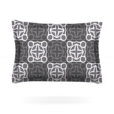 Granny Goes Modern by Miranda Mol Cotton Pillow Sham