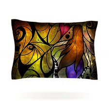 So This Is Love by Mandie Manzano Woven Pillow Sham