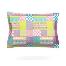 Patchwork by Louise Machado Woven Pillow Sham