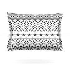 Tambourine by Pom Graphic Design Cotton Pillow Sham