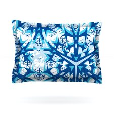 Winter Mountains by Miranda Mol Cotton Pillow Sham