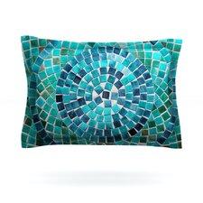Circular by Sylvia Cook Cotton Pillow Sham