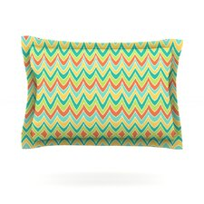 Bright and Bold by Pom Graphic Design Cotton Pillow Sham