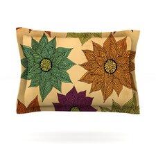 Color Me Floral by Pom Graphic Design Woven Pillow Sham