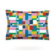 Map by Project M Cotton Pillow Sham