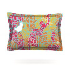 Oliver by Theresa Giolzetti Cotton Pillow Sham