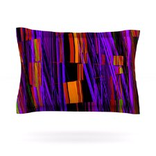 Threads by Nina May Woven Pillow Sham