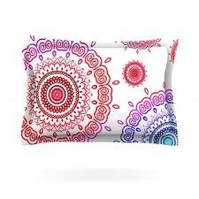 Rainbow Infinity by Monika Strigel Cotton Pillow Sham