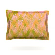 Fuzzy Feeling by Marianna Tankelevich Woven Pillow Sham