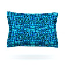 Variblue by Nina May Woven Pillow Sham