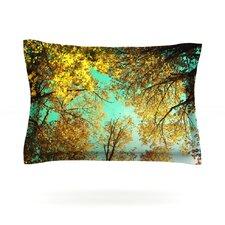 Vantage Point by Sylvia Cook Cotton Pillow Sham