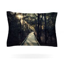 Dream Worthy by Robin Dickinson Woven Pillow Sham