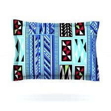 American Blanket Pattern by Vikki Salmela Woven Pillow Sham