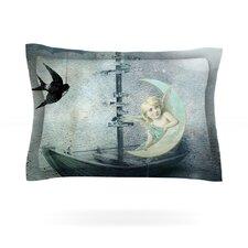Rain by Suzanne Carter Woven Pillow Sham