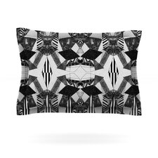 Tessellation by Vasare Nar Woven Pillow Sham