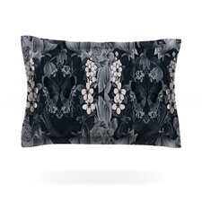 Magnolia Cushion by Suzanne Carter Cotton Pillow Sham