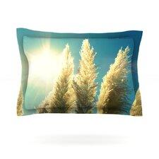 Ornamental Grass by Robin Dickinson Cotton Pillow Sham