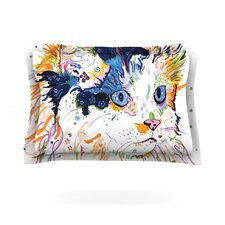 Sophia by Rebecca Fischer Cotton Pillow Sham