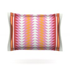 Bomb Pop by Skye Zambrana Woven Pillow Sham