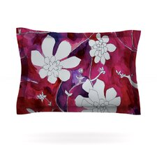 Succulent Dance II by Theresa Giolzetti Woven Pillow Sham