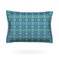 Sea Glass by Empire Ruhl Woven Pillow Sham