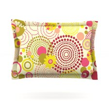 Poa by Louise Machado Cotton Pillow Sham