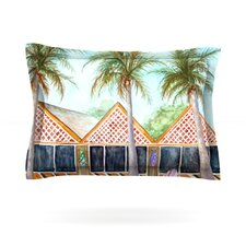 McT on Sanibel by Rosie Brown Woven Pillow Sham