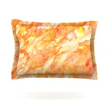 Autumn by Rosie Brown Woven Pillow Sham