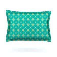 Hive Blooms by Nicole Ketchum Cotton Pillow Sham