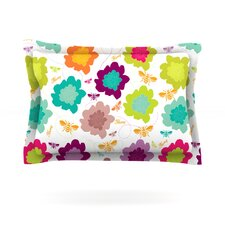 Bee Highway by Nicole Ketchum Cotton Pillow Sham