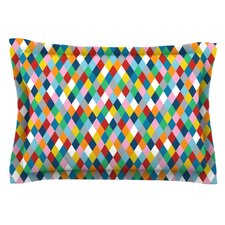 Harlequin by Project M Cotton Pillow Sham