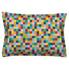 Colour Blocks by Project M Cotton Pillow Sham