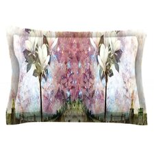 The Magnolia Trees by Suzanne Carter Cotton Pillow Sham
