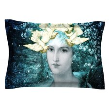 Adorned by Suzanne Carter Cotton Pillow Sham