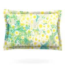 Myatts Meadow by Kathryn Pledger Woven Pillow Sham