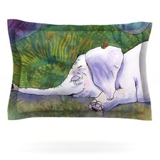 Ernie's Dream by Catherine Holcombe Woven Pillow Sham