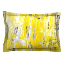 Picking Around by CarolLynn Tice Woven Pillow Sham