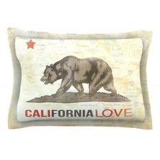 Cali Love by iRuz33 Cotton Pillow Sham