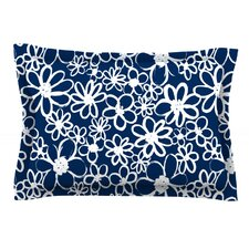 Daisy Lane by Emine Ortega Cotton Pillow Sham