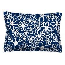 Daisy Lane by Emine Ortega Woven Pillow Sham
