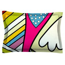 Fake Colors by Danny Ivan Woven Pillow Sham