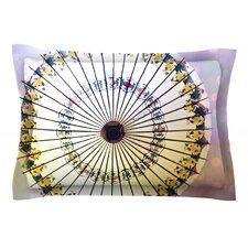 Parasol by Sylvia Cook Cotton Pillow Sham
