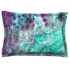 Think Outside the Box by Sylvia Cook Cotton Pillow Sham