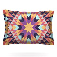 Ticky Ticky by Danny Ivan Cotton Pillow Sham