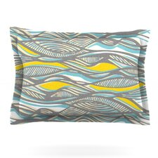 Drift by Gill Eggleston Cotton Pillow Sham