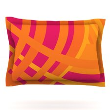 Tangled by Fotios Pavlopoulos Woven Pillow Sham