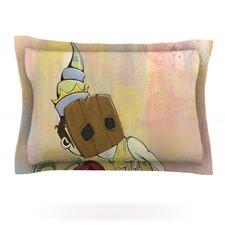 Thalamus by Matthew Reid Woven Pillow Sham