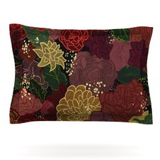 Flowers by Jaidyn Erickson Cotton Pillow Sham