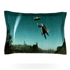 The Departure by Suzanne Carter Cotton Pillow Sham