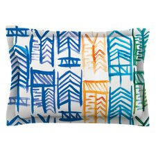 Quiver II by Theresa Giolzetti Cotton Pillow Sham